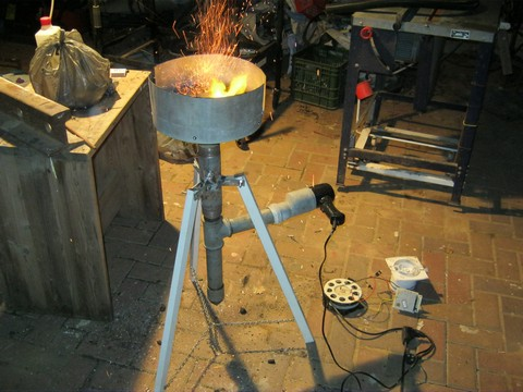 Drum brake forge 2013-024