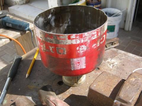 Drum brake forge 2013-067