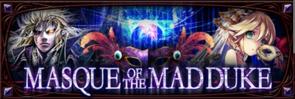 "Résultats ""Masque Of The Mad Duke"" Masque10"