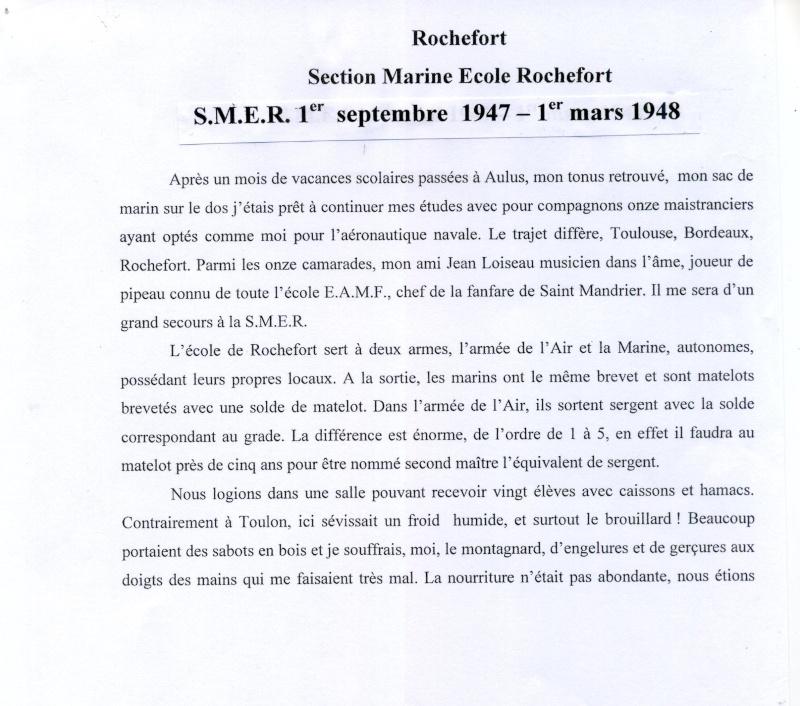 [Les écoles de spécialités] SMER, CER, CEAN ROCHEFORT - Page 12 Rochef21