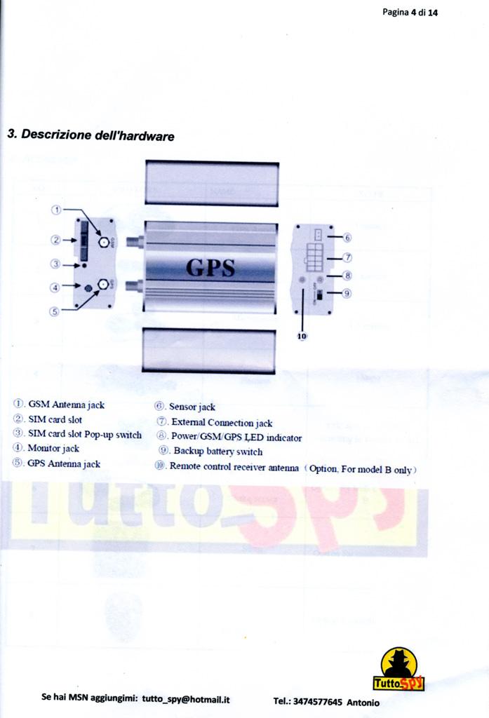 Localizzatore GPS antifurto Senza_10