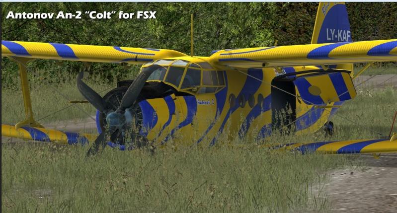 Antonov AN 2 Detail10