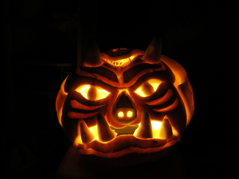 """The 2nd Annual """" TIG STAR WARS PUMPKIN CARVING CONTEST """" begins ... - Page 4 Img_2411"""