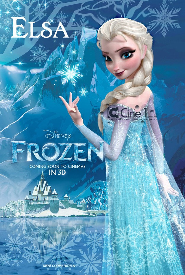 [Walt Disney] La Reine des Neiges (2013) - Sujet d'avant-sortie Frozen10