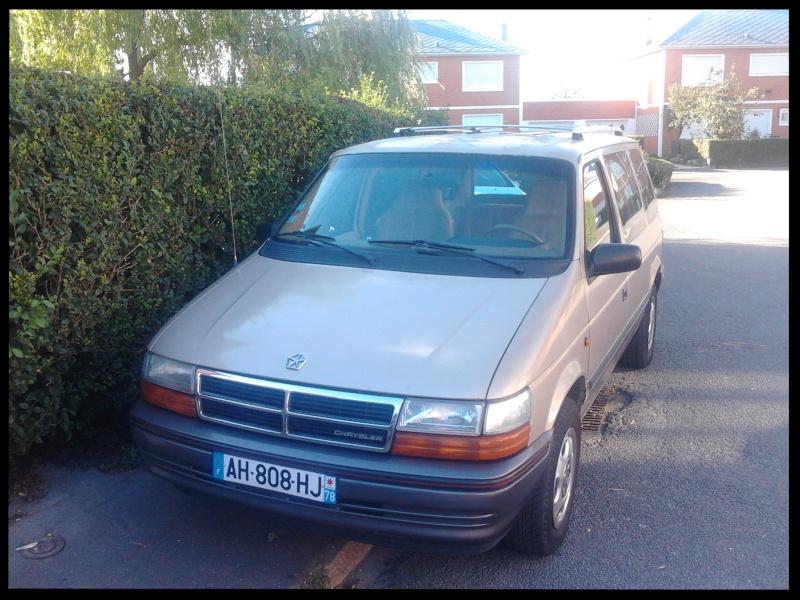 Chrysler Voyager S.II LX 2.5 i de 1991  Voyage10