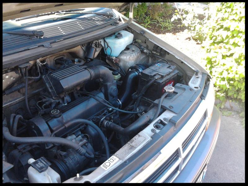 Chrysler Voyager S.II LX 2.5 i de 1991  Voyage11