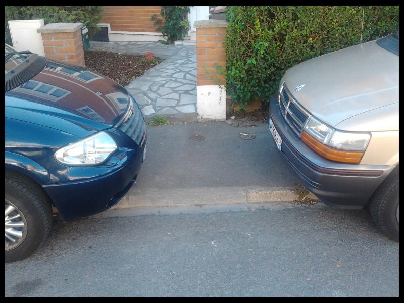 Présentation de mes 2 Chrysler Voyager . Voyage15