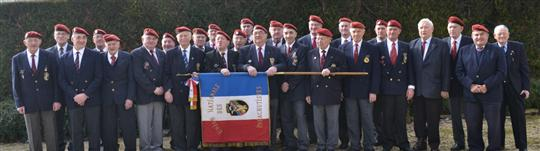 UNP:  Les Parachutistes de Côte-d'Or en assemblée générale Unp_le10