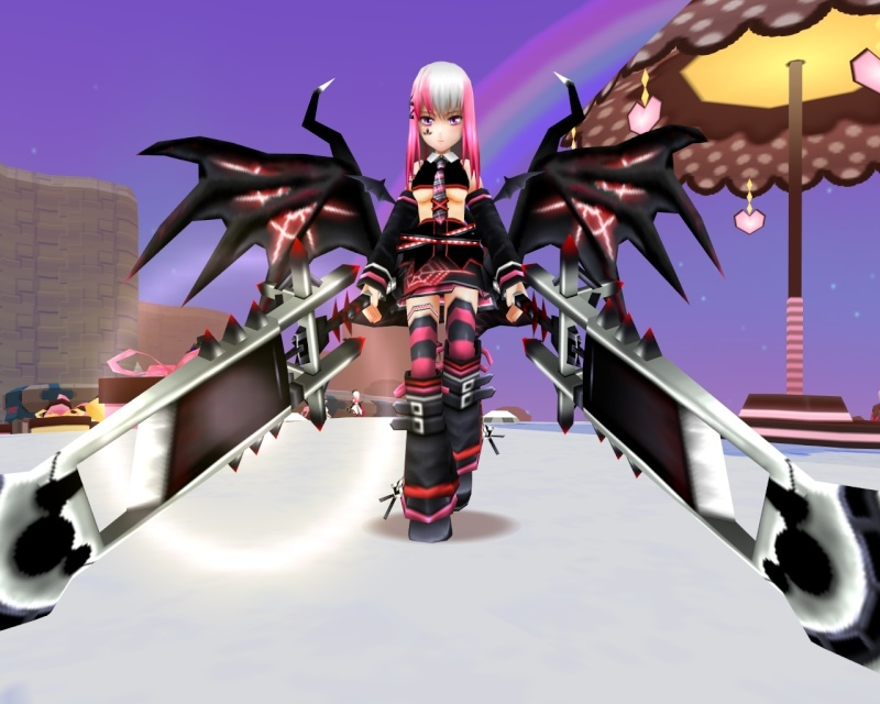 Shinso's skins [Muscle Victor / LR EVE Theta / WIP Goth Eris / Brave Lios] Screen12