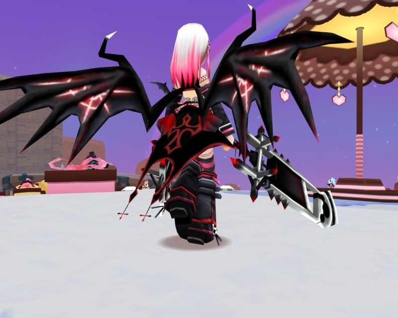 Shinso's skins [Muscle Victor / LR EVE Theta / WIP Goth Eris / Brave Lios] Screen13