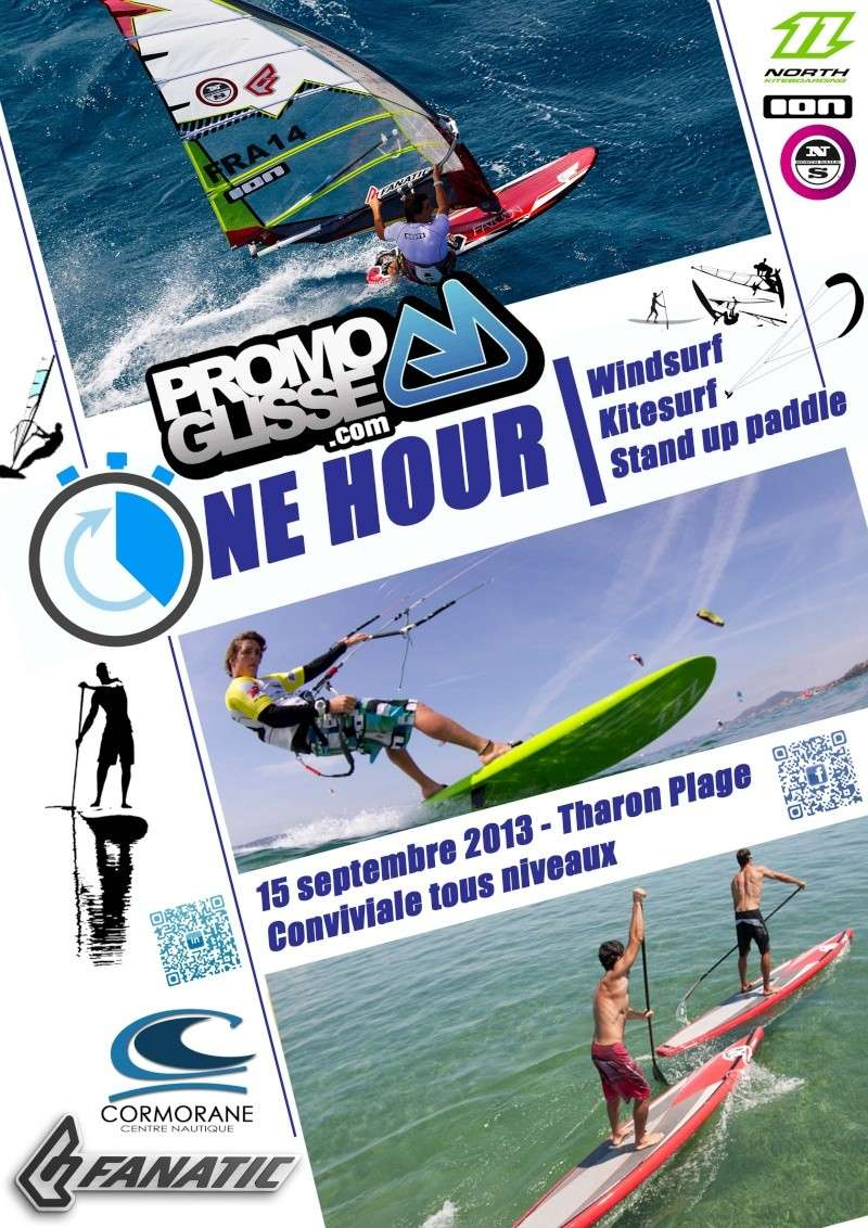 One Hour Classic Tharon - 15 Septembre Affich10