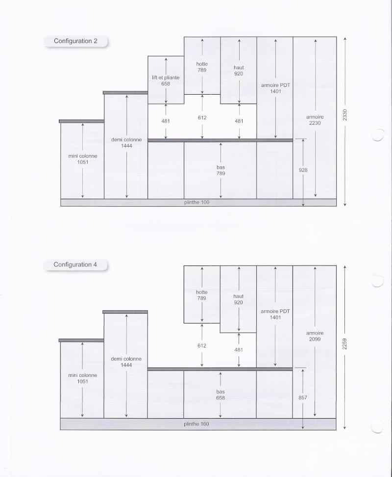 Besoin d'un pro en pose de cuisine: Quelle distance minimum entre l'évier et le meuble haut ??? Config10