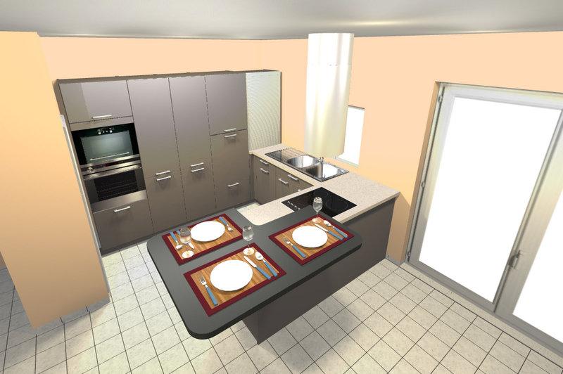 Conseil pour murs salon cuisine dans du neuf Lastre40