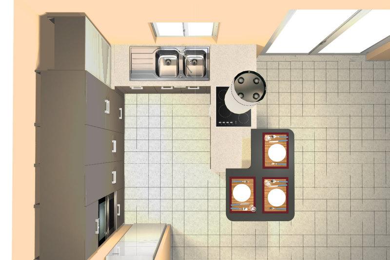 Conseil pour murs salon cuisine dans du neuf Lastre43