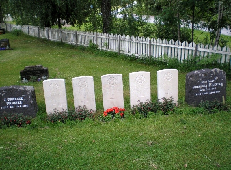 8th Bn Sherwood Foresters - Last stand at Tretten  5_west10