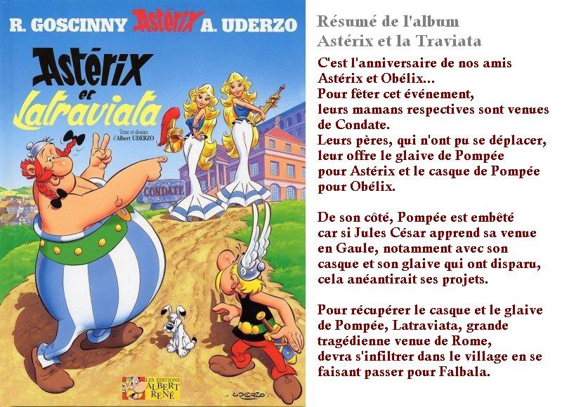 Les albums d'Astérix le Gaulois - Page 2 Album_10