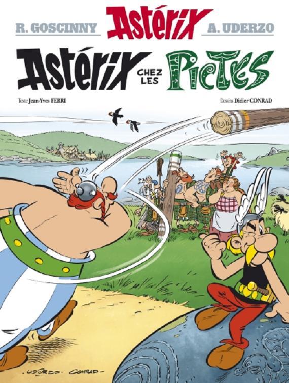 """""""Astérix chez les Pictes"""" Tome 35 (24 Octobre 2013)    Asteri11"""