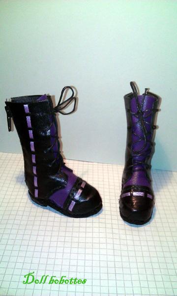 *Doll Bootsie, chaussures poupées* Tutoriel geta japonaise - Page 6 Bottes10