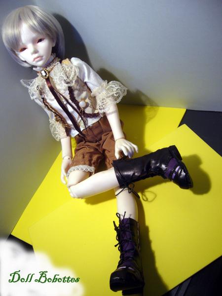*Doll Bootsie, chaussures poupées* Tutoriel geta japonaise - Page 6 Bottes11
