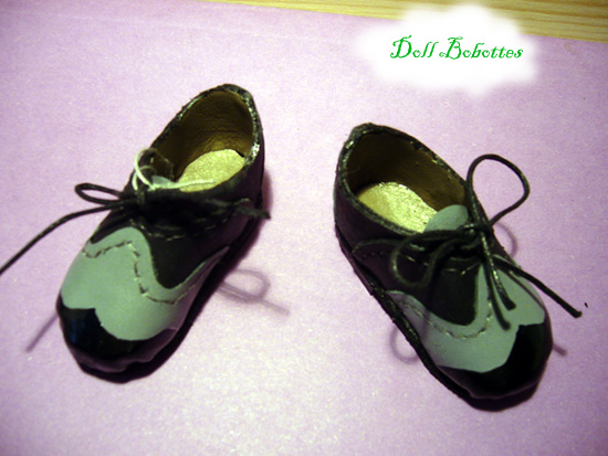 *Doll Bootsie, chaussures poupées* Tutoriel geta japonaise - Page 7 Richel13