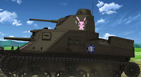 [ANIME/FILM] Girls und Panzer M310
