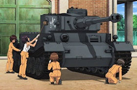 [ANIME/FILM] Girls und Panzer Ptiger10
