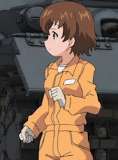 [ANIME/FILM] Girls und Panzer Tsuchi10