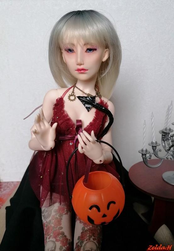 Olathe..Halloween pour mon Graal[Merrydollround Petrichor] - Page 2 Halloo11