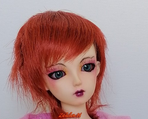 [V]Tiny*MNF*Ebony mini MSD*SD Miracle Doll/IMDA52  Hallow18