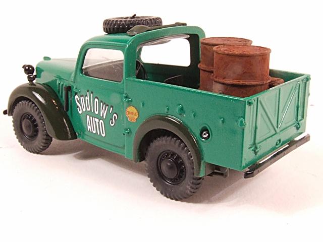 Austin Tilly ex-British Army Staff Utility Car. Dscf4216