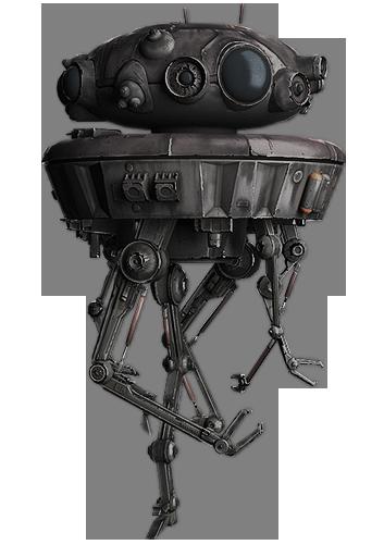 Droid Dispatch Pod 232 2e06d710