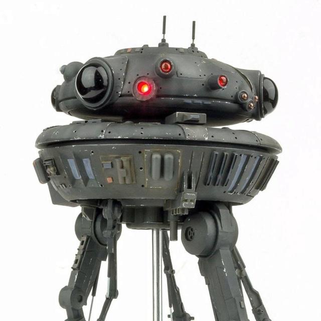 Droid sonde de chez JPG Productions  40106810