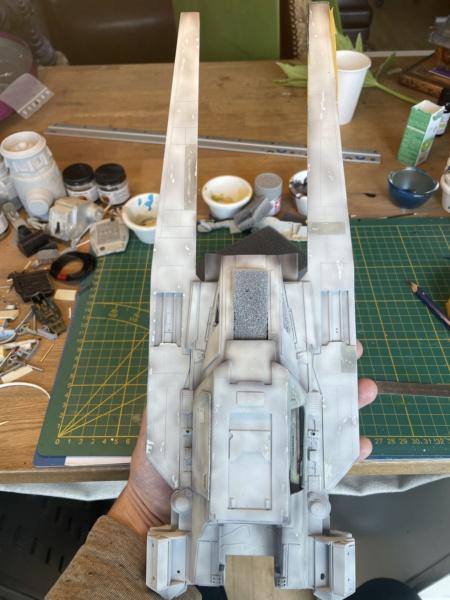 U-wing au 1/48 de chez Korbanth - Page 3 B98f1c10
