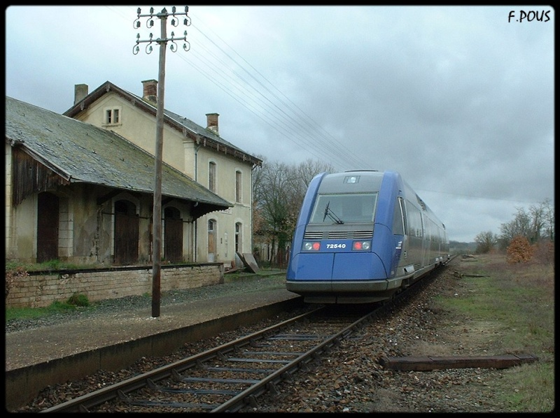 Photos 2012 : Ligne de Toulouse à Auch Aubiet11