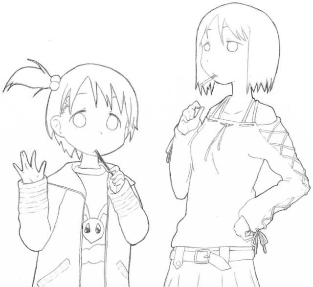 Fanart Mangas Ichigo10