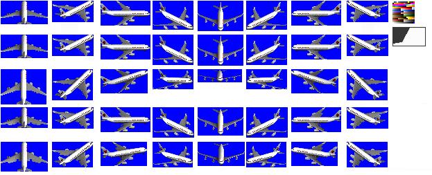[WIP] A340-500 A340-510