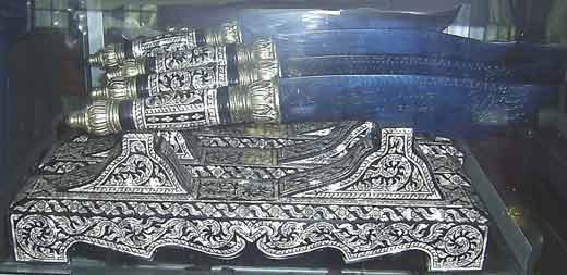 L'acier Magique bleu Lek Nam Pee  Sa400010
