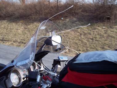 Fairing Wind Deflector Setup Bandit10