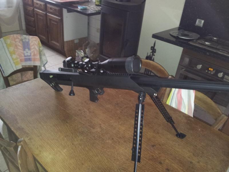 [REVIEW] Barrett M99 (réplique) 20130214