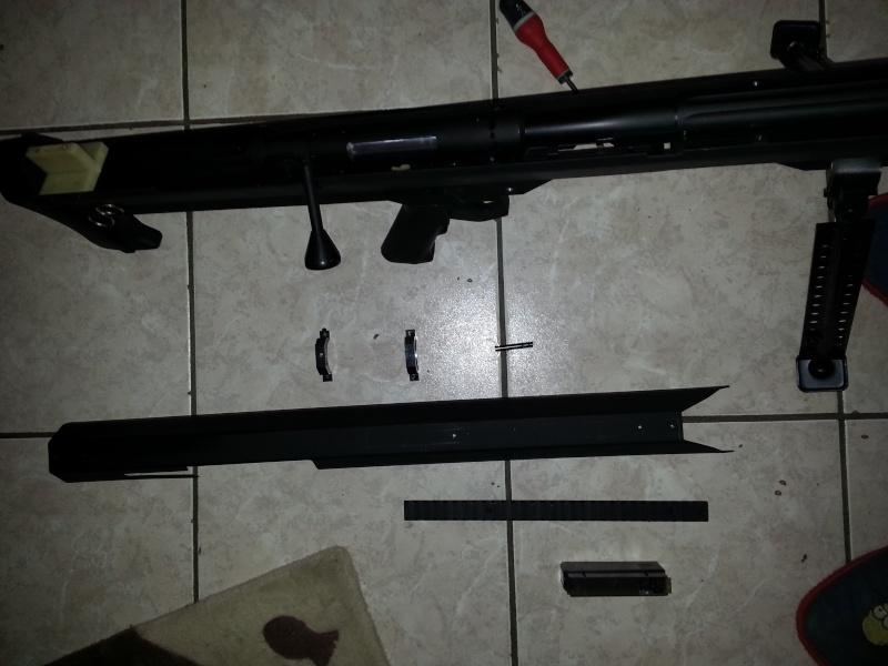 [REVIEW] Barrett M99 (réplique) 20130217