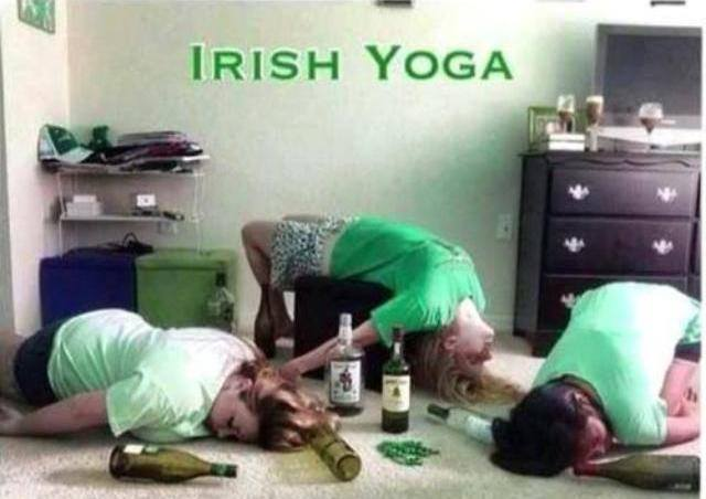 Irish Yoga 12348710