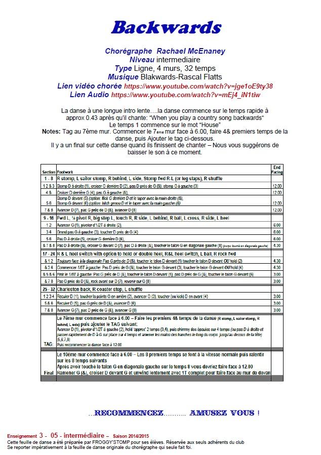 2014-2015 Chorégraphies INTERMÉDIAIRES  3_05_b10
