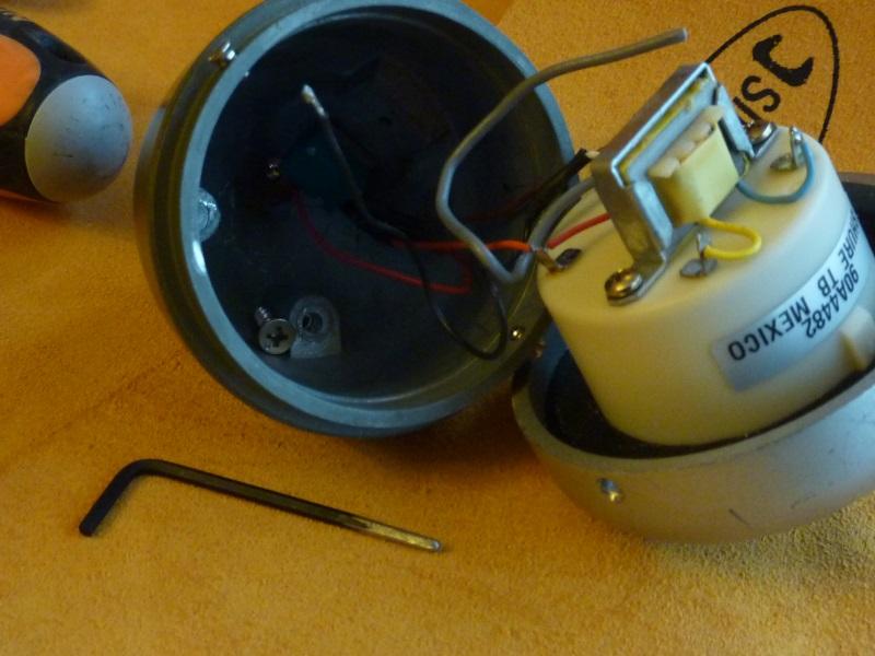 Micro Shure 520DX à réparer Shure-10