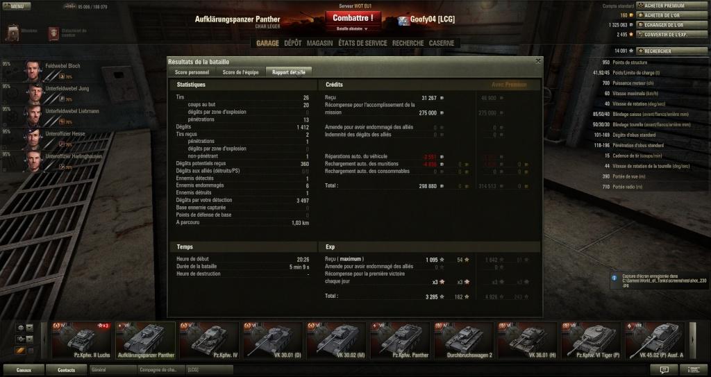 Aufklärungspanzer Panther Shot_215