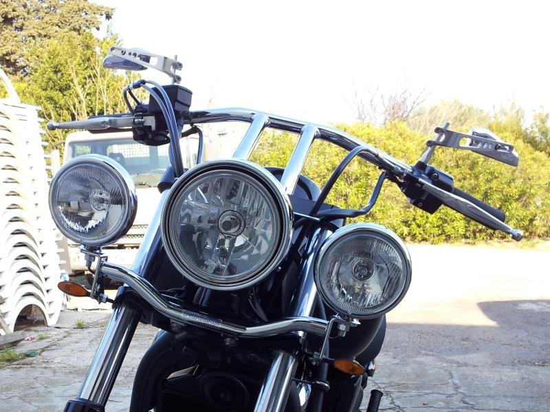 VN 900 Custom avec modif 310