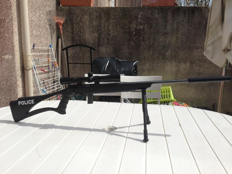 Ma Nouvelle Petite Mossberg 802 Plinkster 22LR en mode Sniper Img_1813