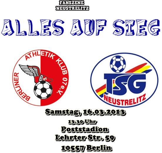 21.Spieltag Berliner AK - TSG Neustrelitz  29830310