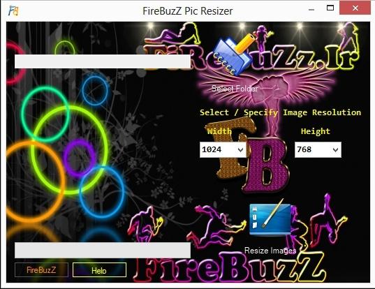 FireBuzZ Pic Resizer Firebu11