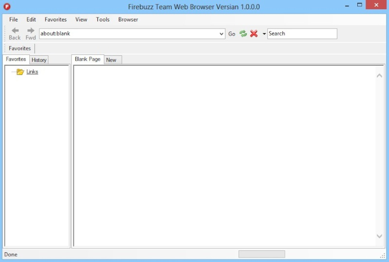 Firebuzz Team Web Browser v 1.0.0.0 Firebu12