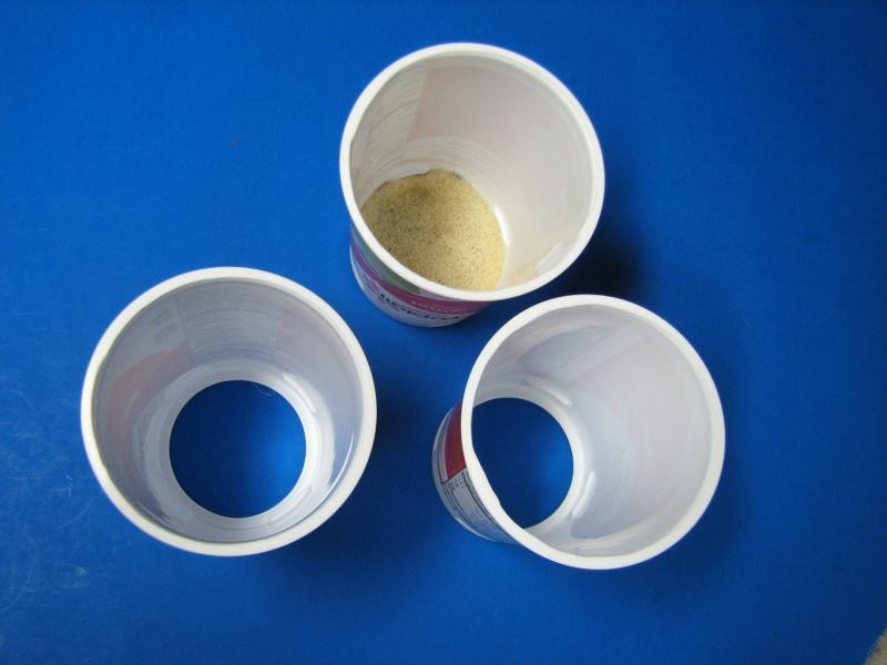 Starting seeds in vermiculite? Yogurt11